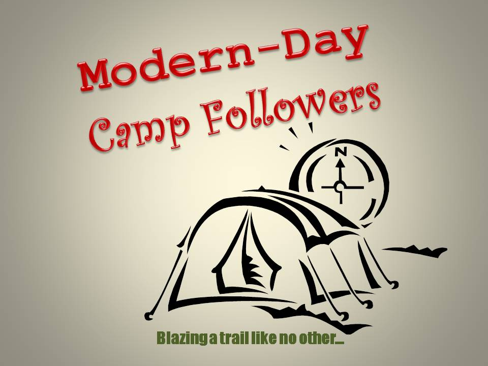 Camp Follower Series – Learning to Love