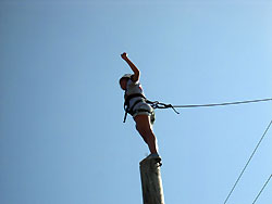 pamper pole hamman