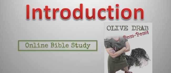Introduction for Online Bible Study