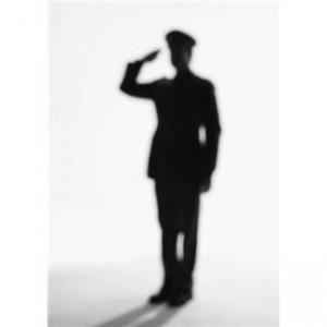 military salute