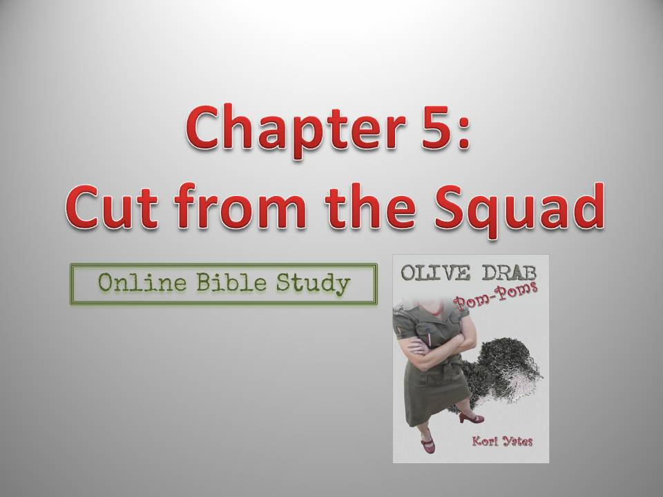 Chapter 5: Cut from the Squad