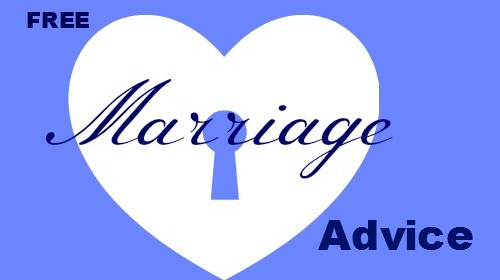 Free Marriage Advice
