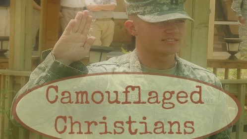 Camouflaged Christians