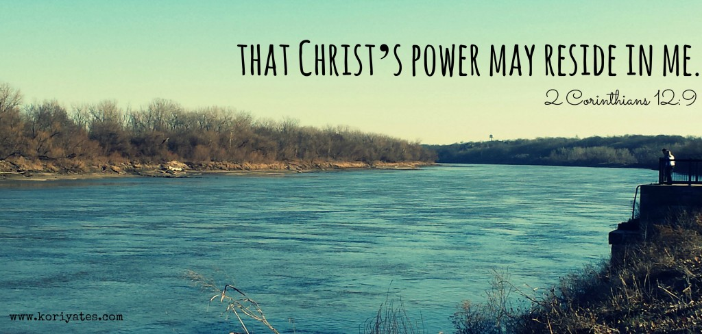 Christ's power