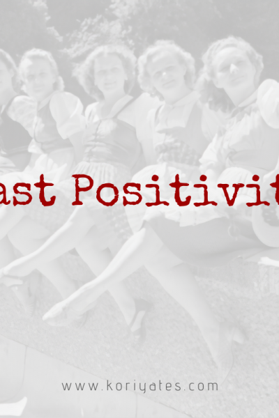 Past Positivity